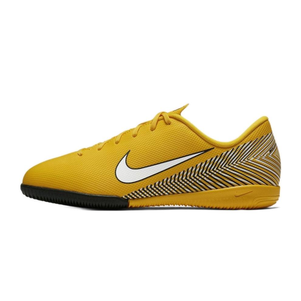 Sapatilhas Nike Mercurial Vapor 12 Academy Neymar Ic Jr AO9474 710 amarelo amarelo