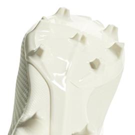 Sapatos de futebol adidas X 18.3 Fg M DB2184 branco branco 5