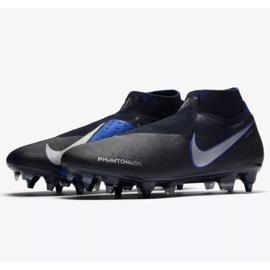 Botas de futebol Nike Phantom Vsn Elite Df Sg Pro Ac M AO3264-004 preto preto 3