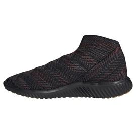 Sapatos de futebol adidas Nemeziz 18.1 Tr M D98019 preto preto 1