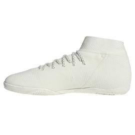 Sapatos de interior adidas Nemeziz 18.3 In M D97989 branco branco 1