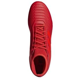 Chuteiras de futebol adidas Predator 19.3 Ag M D97944 vermelho vermelho 2