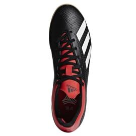 Sapatos de interior adidas X 18.4 In M BB9405 preto preto 2
