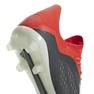 Sapatos de futebol adidas X 18.2 Fg M BB9362 preto preto 6