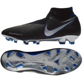 Sapatos de futebol Nike Phantom Elite Vsn Df Fg M AO3262-004 preto preto 2