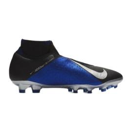 Sapatos de futebol Nike Phantom Elite Vsn Df Fg M AO3262-004 preto preto 3