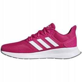 Sapatilhas de running adidas Runfalcon W F36219 -de-rosa 2