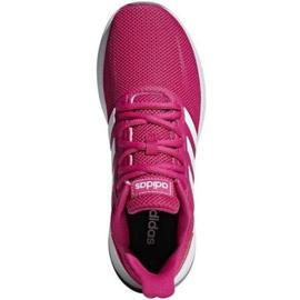 Sapatilhas de running adidas Runfalcon W F36219 -de-rosa 3