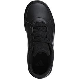 vacante mineral Otoño  Sapatos Adidas AltaSport K Jr. D96873 preto