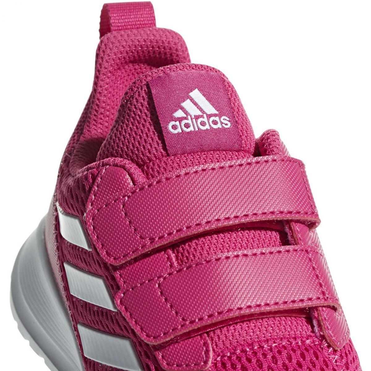 Calçado Adidas AltaRun Cf K Jr CG6895 de rosa