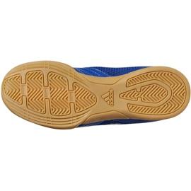 Sapatos Indoor adidas Predator 19.4 Na Sala Jr CM8550 azul azul 3