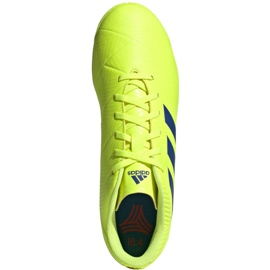 Sapatos de interior adidas Nemeziz 18.4 In M BB9469 amarelo amarelo 1