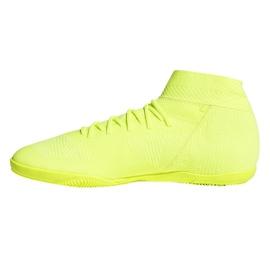 Sapatos de interior adidas Nemeziz 18.3 Em M BB9461 amarelo amarelo 1