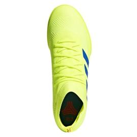 Sapatos de interior adidas Nemeziz 18.3 Em M BB9461 amarelo amarelo 2