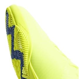 Sapatos de interior adidas Nemeziz 18.3 In Jr CM8512 amarelo amarelo 3