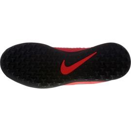 Tênis Nike Phantom Vsn Clube Df Tf Jr AO3294-600 vermelho multicolorido 1