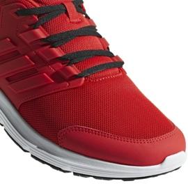 Tênis de corrida adidas Galaxy 4 M F36160 vermelho 3