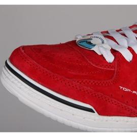 Sapatos de interior Joma Top Flex Nobuck 806 TOPNS.806.IN vermelho vermelho 1