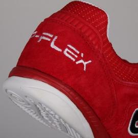 Sapatos de interior Joma Top Flex Nobuck 806 TOPNS.806.IN vermelho vermelho 3