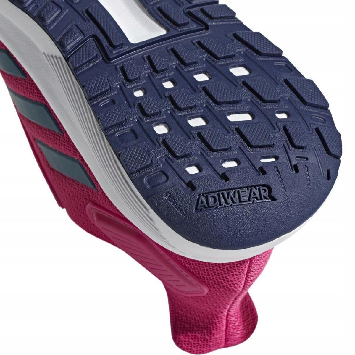 Sapatilhas Adidas Duramo 9 K Jr F35102 de rosa