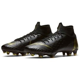 Sapatos de futebol Nike Mercurial Superfly 6 Pro Fg M AH7368-077 preto preto 3