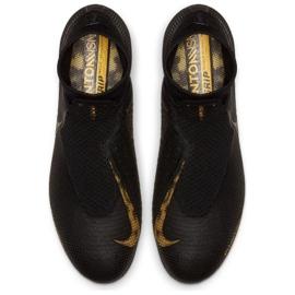 Sapatos de futebol Nike Phantom Elite Vsn Df Fg M AO3262-077 preto preto 2
