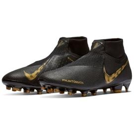 Sapatos de futebol Nike Phantom Elite Vsn Df Fg M AO3262-077 preto preto 3