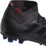 Chuteiras de futebol adidas Nemeziz 18.3 Fg Jr D98016 preto preto 6