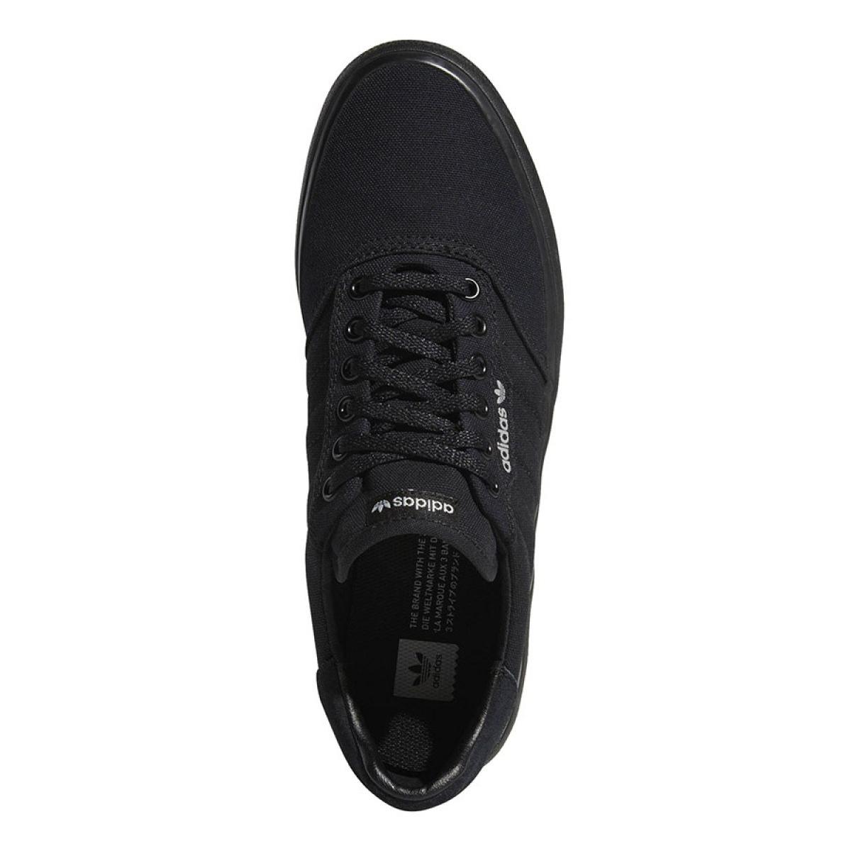 Sapatos Adidas 3MC M B22706 preto ButyModne.pl