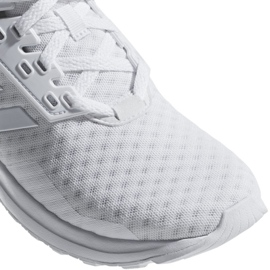 Sapatilhas de running adidas Duramo 9 W F34772 branco 3