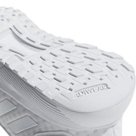 Sapatilhas de running adidas Duramo 9 W F34772 branco 5