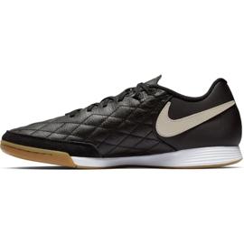 Sapatos de interior Nike Tiempo Legend X 7 Academia 10R Ic M AQ2217-027 preto preto 2