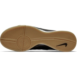 Sapatos de interior Nike Tiempo Legend X 7 Academia 10R Ic M AQ2217-027 preto preto 5