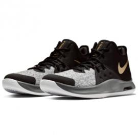 Tênis de basquete Nike Air Versitile Iii M AO4430 005 preto preto