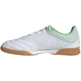 Sapatos de interior adidas Copa 19.3 Na Sala M BC0559 branco branco 2