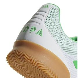 Sapatos de interior adidas Copa 19.3 Na Sala M BC0559 branco branco 4