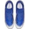 Sapatos de futebol Nike Phantom Vsn Academia Df Tf M AO3269-410 branco, azul azul 1