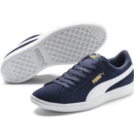 Sapatos Puma Vikky W 362624 22 marinha 3