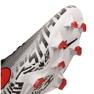 Sapatos de futebol Nike Vapor 12 Pro Njr Fg M AO3123-170 cinza / prata branco 3