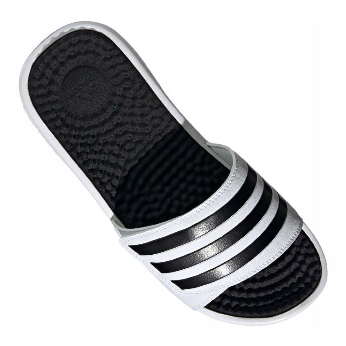Chinelos Adidas Adissage TND Branco