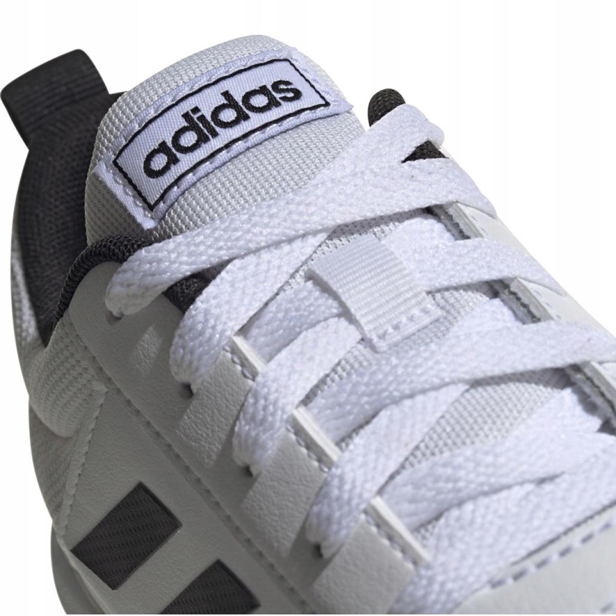 Sapatilhas Adidas Tensaur K Jr. EF1085 branco