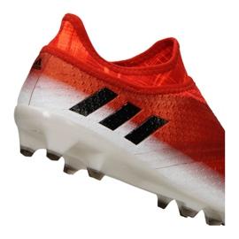 Sapatos de futebol adidas Messi 16+ Pureagility Fg M BB1870 vermelho vermelho 1