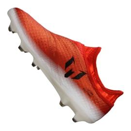 Sapatos de futebol adidas Messi 16+ Pureagility Fg M BB1870 vermelho vermelho 5
