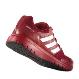 Sapatilhas de running adidas Duramo 7 M AF6667 vermelho 1