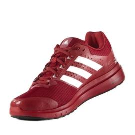 Sapatilhas de running adidas Duramo 7 M AF6667 vermelho 2