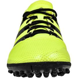 Chuteiras de futebol adidas Ace 16.3 Primemesh Tf M AQ3429 amarelo multicolorido 2