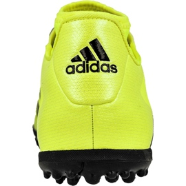 Chuteiras de futebol adidas Ace 16.3 Primemesh Tf M AQ3429 amarelo multicolorido 3