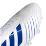 Chuteiras de futebol adidas Predator 19+ Fg M BC0548 branco branco 7