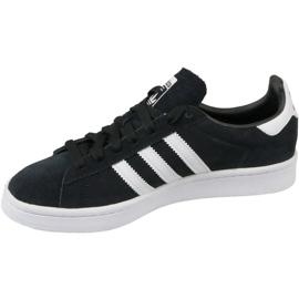 Sapatos Adidas Originals Campus Jr BY9580 preto 1