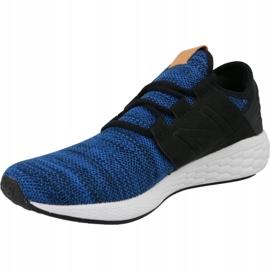Sapatilhas de running New Balance Fresh Espuma Cruz v2 M MCRUZKR2 blue azul 1